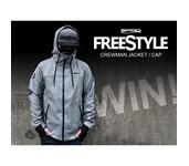 freestyle crewman jacket