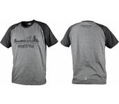 freestyle t-shirt grey
