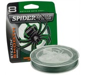 spiderwire stealth smooth 8 green 150 meter