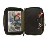 aqua rig wallet black series