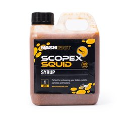 nash scopex squid syrup