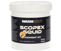 nash scopex squid  hookbaits kit