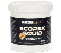 nash scopex squid  hookbaits kit