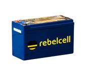rebelcell 12V 7A accu