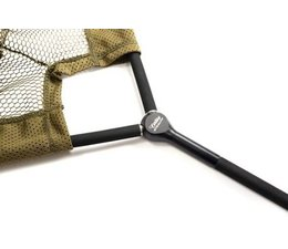 century stealth black landing net