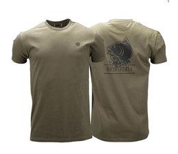 nash t-shirt green *new model