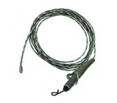 piet vogel freefall double looped leader with freedom lead clip