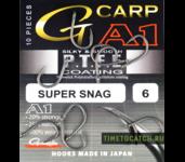 spro gamakatsu a1 g-carp super snag ptfe