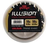 rage illusion fluorocarbon trans khaki
