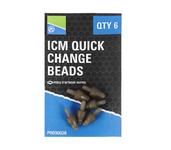 preston icm in-line quick change beads