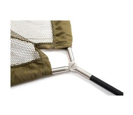 century carbon stainless landing net
