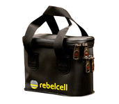rebelcell accu draagtas small ( 12V7A & 12V18A accu)