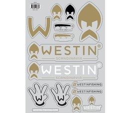 westin stickervel