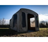 ridgemonkey escape xf2 compact bivvy 2 man + plus porch extension