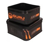 guru fusion 600 bait pro  eva storage system