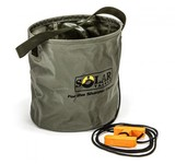 solar tackle sp collapsable water bucket 10l