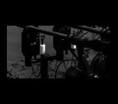 cygnet tackle clinga balls black + black ends