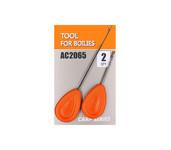 life orange tool for boilies  (naald en boor)