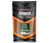 sonubaits groundbait hemp & hali crush