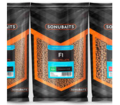 sonubaits feed pellets f1
