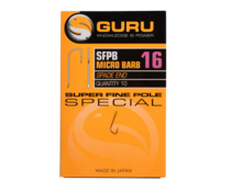 guru super fine pole hook