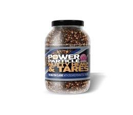 mainline power plus particles nutty hemp & tarres