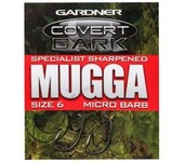 gardner specialist hand sharpened covert dark mugga