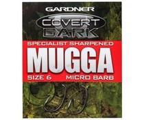 gardner specialist hand sharpened covert dark mugga