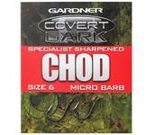 gardner specialist hand sharpened covert dark chod