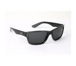 matrix fishing glasses casual trans black / grey lense