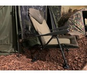 elite adjustable carp chair