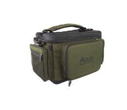 aqua front barrow bag
