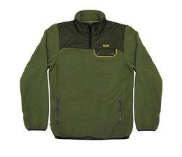 navitas nvts heavy weight tech fleece green  **UITLOPEND**