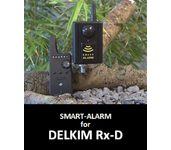 smart-indicator smart alarm delkim rx-d receiver