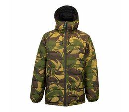aqua aqua reversible dpm jacket