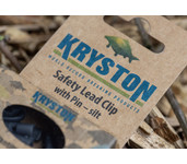 kryston safety lead clip / with pin weed