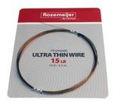 rozemeijer ultra thin wire