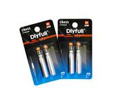 elite dobber lithium batterij 3 volt (2 stuks)