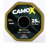ridgemonkey connexion camox soft coated hooklink