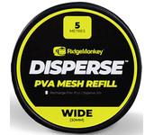 ridgemonkey disperse pva mesh refill