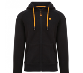 guru semi logo hoodie black