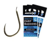 matrix fishing carp baggers