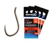 matrix fishing carp riggers
