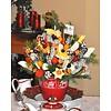 Weihnachts - Blumenstrauß Wien