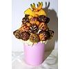 Blumenstrauß Leckersymphonie Obst-Blumen