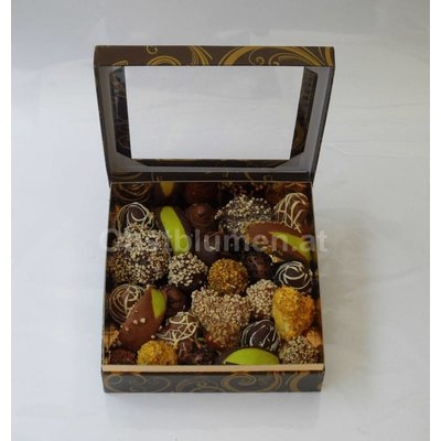 Obst Bonbonniere - Luxus