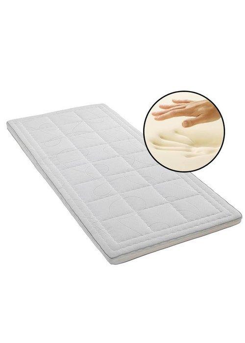 Traagschuim Nasa Matras Ergo Visco Pocketvering.Comfort Toppers Betaalbaar Slaapcomfort
