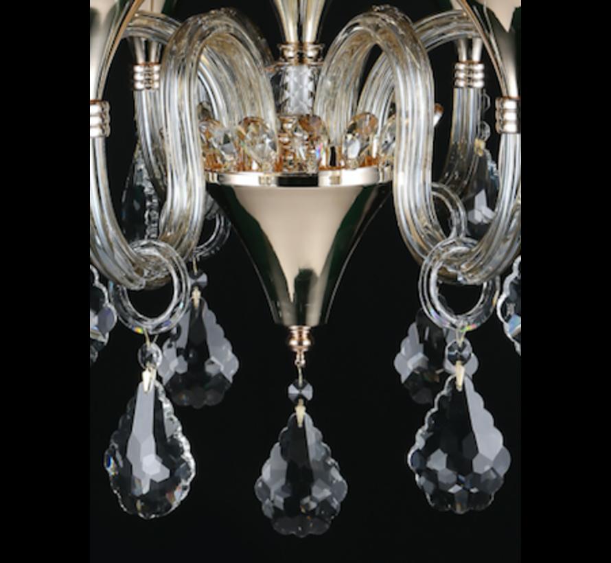 Wat is Larache een mooie en decoratieve klassieker onder de kroonluchters!