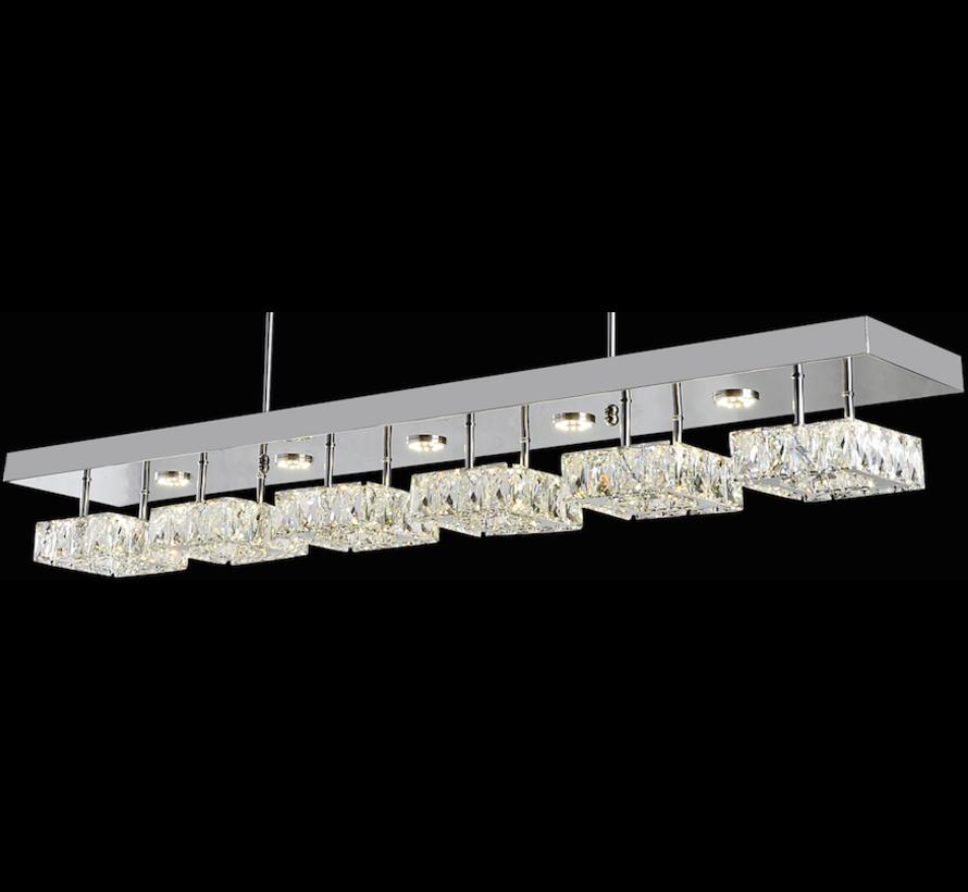 Hanglamp Bsquare 6 - dimbaar ledlicht