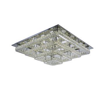 Plafondlamp Aban - 90 x 90cm